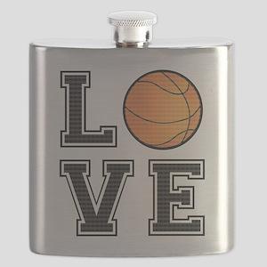 Love Basketball Flask