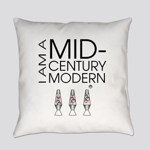 Mid Century Modern Everyday Pillow