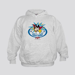 The One The Only Mighty Mouse Kids Hoodie