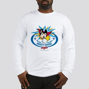 The One The Only Mighty Mouse Long Sleeve T-Shirt