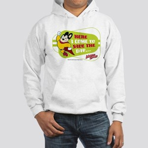 Mighty Mouse: Save The Day Hooded Sweatshirt