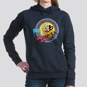 Mighty Mouse: Planet Che Women's Hooded Sweatshirt