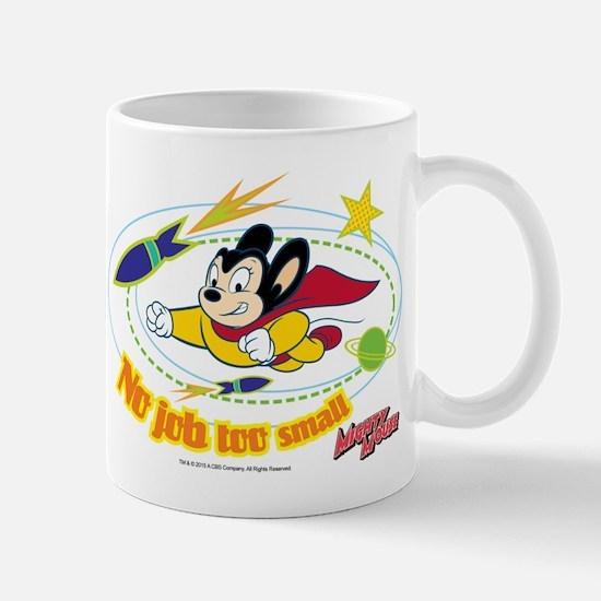 Mighty Mouse: No Job Too Small Mug