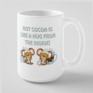 HOT COCOA Large Mug