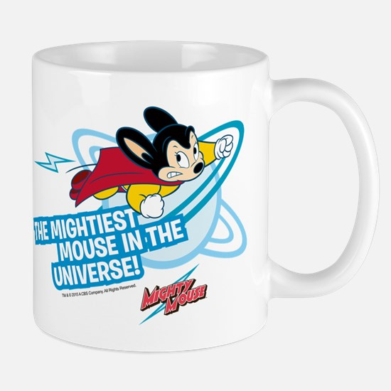 The Mightiest Mouse In The Universe Mug