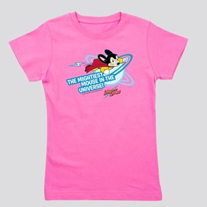 The Mightiest Mouse In The Universe Girl's Tee