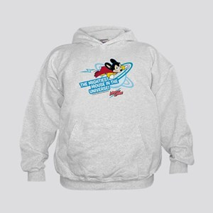 The Mightiest Mouse In The Universe Kids Hoodie