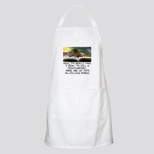 CAT - TO KILL A MOCKINGBIRD Apron