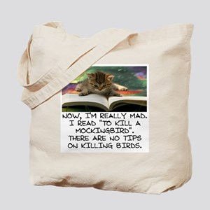 CAT - TO KILL A MOCKINGBIRD Tote Bag