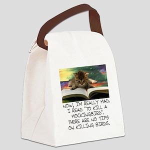 CAT - TO KILL A MOCKINGBIRD Canvas Lunch Bag