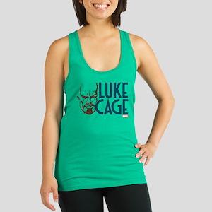 Luke Cage Logo Racerback Tank Top