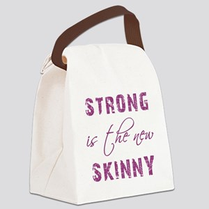 STRONG IS... Canvas Lunch Bag