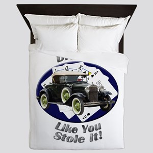Ford Model A Queen Duvet
