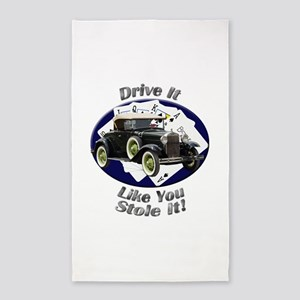 Ford Model A Area Rug