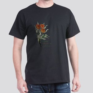 Hearts Unfold as Flowers T-Shirt