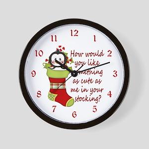 Cute Like Me - Wall Clock