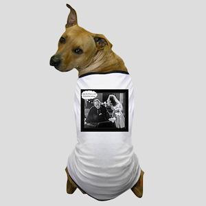 Stockholm Syndrom Funny Phantom Dog T-Shirt