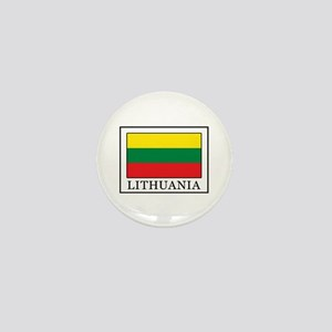 Lithuania Mini Button