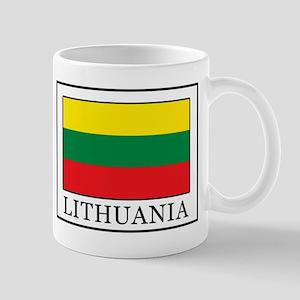 Lithuania Mugs