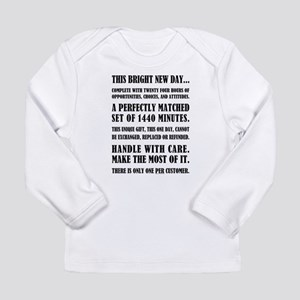 THIS BRIGHT NEW DAY Long Sleeve T-Shirt