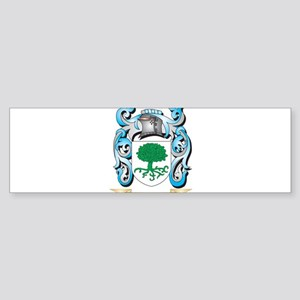 Connor Coat of Arms - Family Crest Bumper Sticker