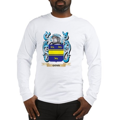 Conn Coat of Arms - Family Cre Long Sleeve T-Shirt