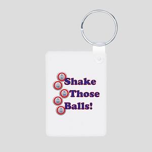Bingo Shake Keychains
