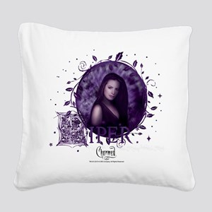Charmed: Piper Square Canvas Pillow