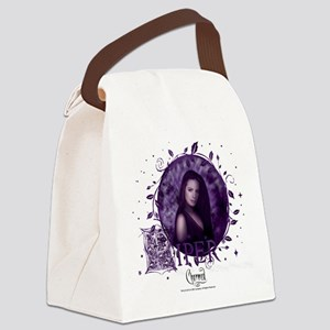 Charmed: Piper Canvas Lunch Bag