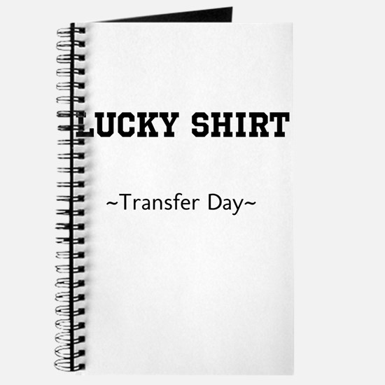 Lucky Shirt - Transfer Journal