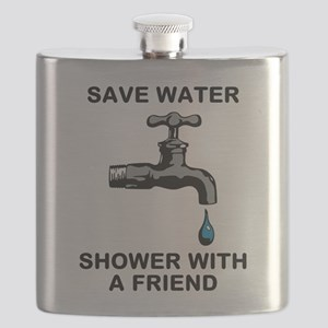 Shower With Friend Flask