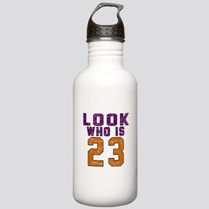 Look Who Is 23 Stainless Water Bottle 1.0L