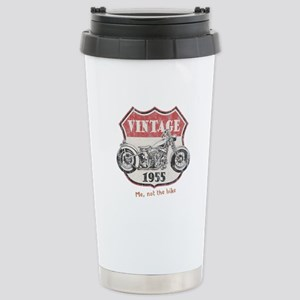 Vintage (your year) Stainless Steel Travel Mug