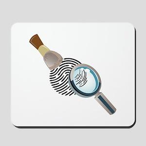 Fingerprint Mousepad