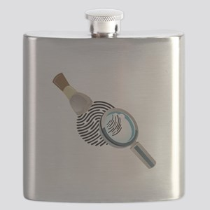 Fingerprint Flask