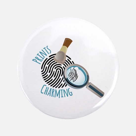 Prints Charming Button