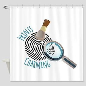 Prints Charming Shower Curtain