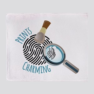 Prints Charming Throw Blanket