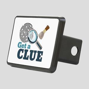 Get A Clue Hitch Cover