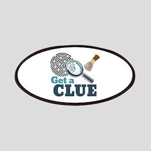 Get A Clue Patch