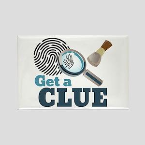 Get A Clue Magnets