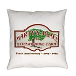 Marty's Place Everyday Pillow