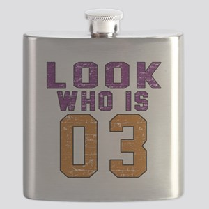 Look Who Is 03 Flask