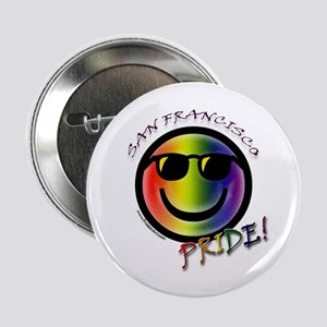 Gay Pride San Francisco Button