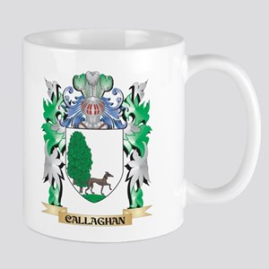Callaghan Coat of Arms - Family Crest Mugs