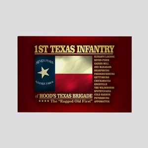 1st Texas Infantry (BH2) Magnets