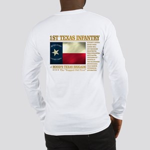 1st Texas Infantry (bh2) Long Sleeve T-Shirt