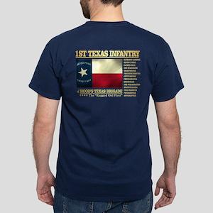 1st Texas Infantry (bh2) T-Shirt