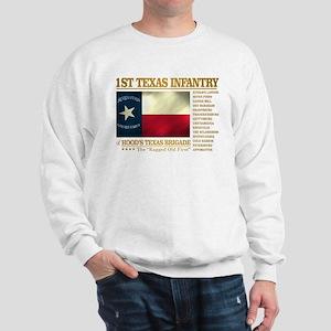 1st Texas Infantry (BH2) Sweatshirt
