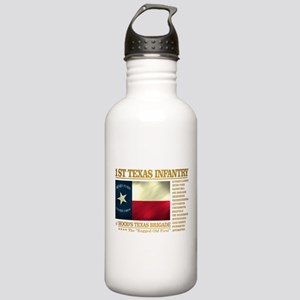 1st Texas Infantry (BH2) Water Bottle